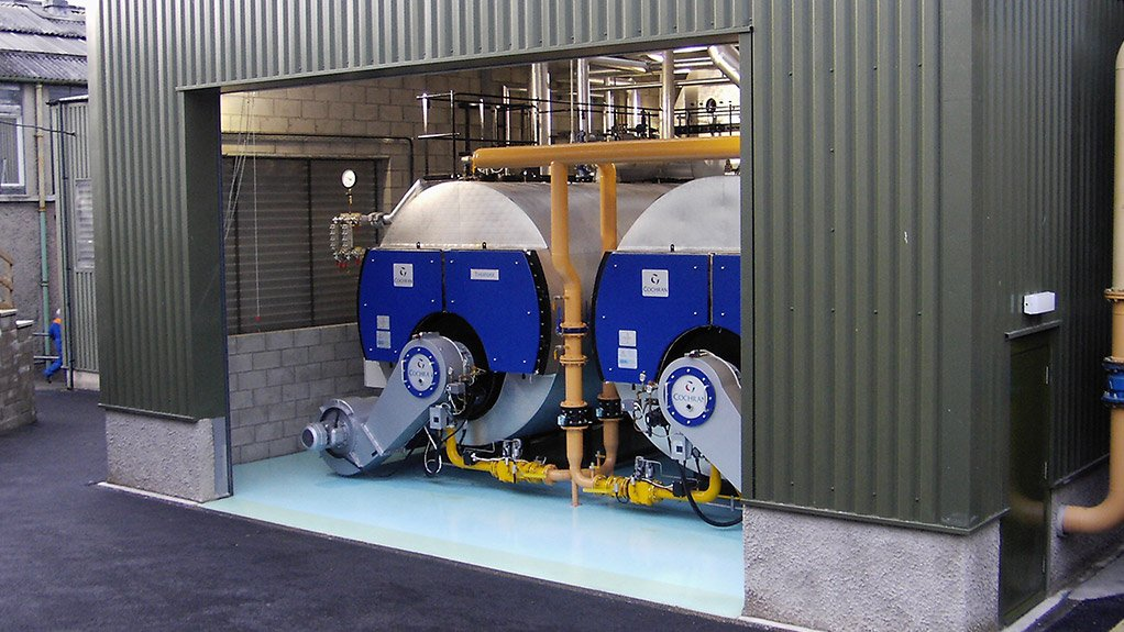 STEAM GENERATOR Each Cochran boiler features a robust design and construction, ensuring a long operational life and maximum efficiency