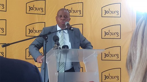 Mashaba seeks Treasury's intervention in R180m housing funding dispute with province
