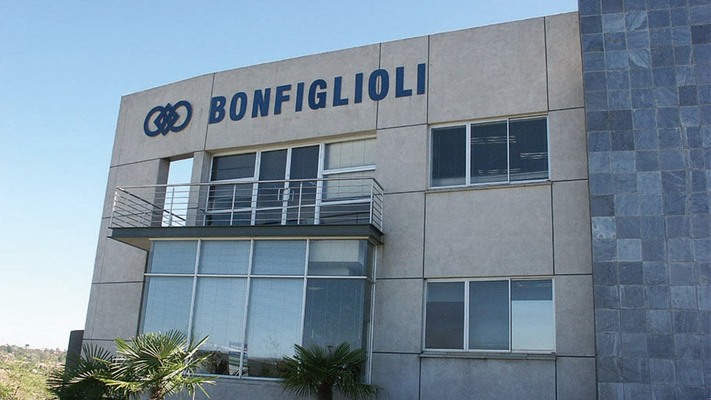 BONFIGLIOLI AS GLOBAL LEADER The company's goal is to continue expanding into heavy construction, mining machinery, marine, port and airport equipment markets