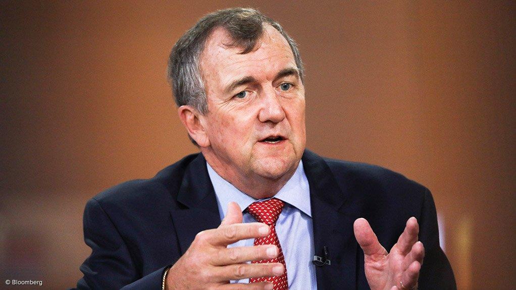 Barrick Gold CEO Mark Bristow