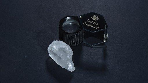 Lucara recovers 127 ct diamond from Karowe