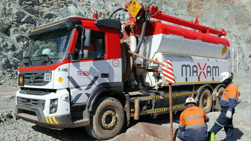 MAXAM to demonstrate  blasting technology