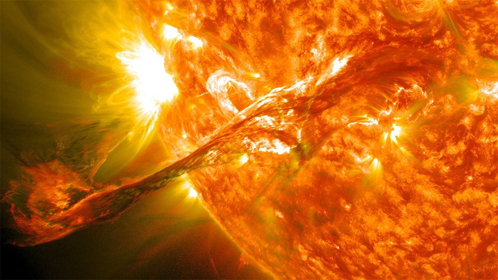 South Africa's space agency becomes space weather centre for aviation across Africa
