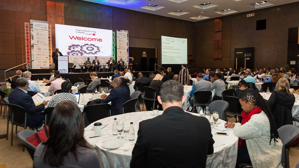 INTERACTIVE INDABA The Manufacturing Indaba will continue to provide a platform for informative and interactive sessions with the prime stakeholders of the manufacturing sector