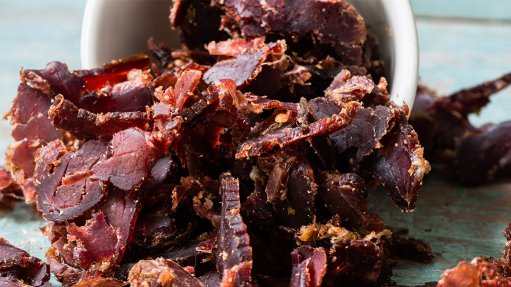 Biltong receives gas flush and packaging makeover