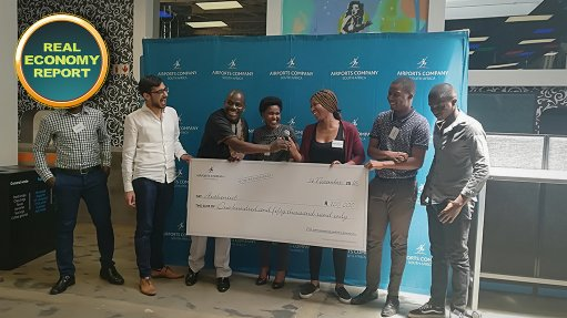 ACSA, Wits Access Management System challenge crowns winner; unlocks opportunities for youth