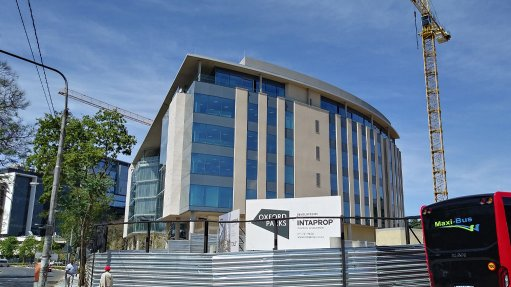 First Oxford Parks building completed