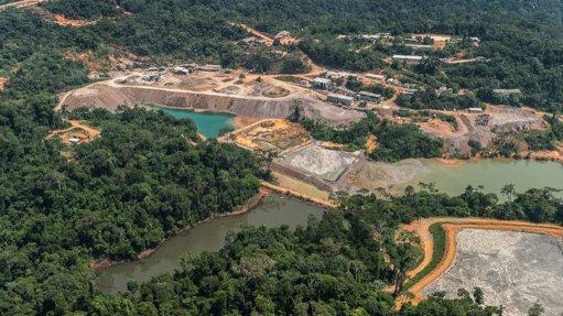 Palito Mining Complex, Brazil