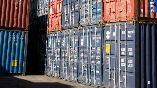 HEIGHT LIMITS Standard containers reaching an overall height of 4.3 m, would not be permitted to transport a high cube container