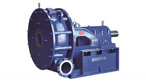 Pumps manufacturer  secures DRC slurry  pumps contract