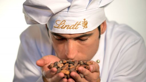 PARTNERSHIP Lindt seven year contract with Imperial Logistics' still going strong