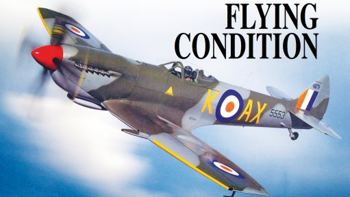 Crowdfunding plan for resurrecting South Africa's Spitfire