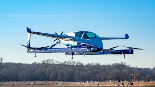 Boeing 'Flying Car' makes its first flight