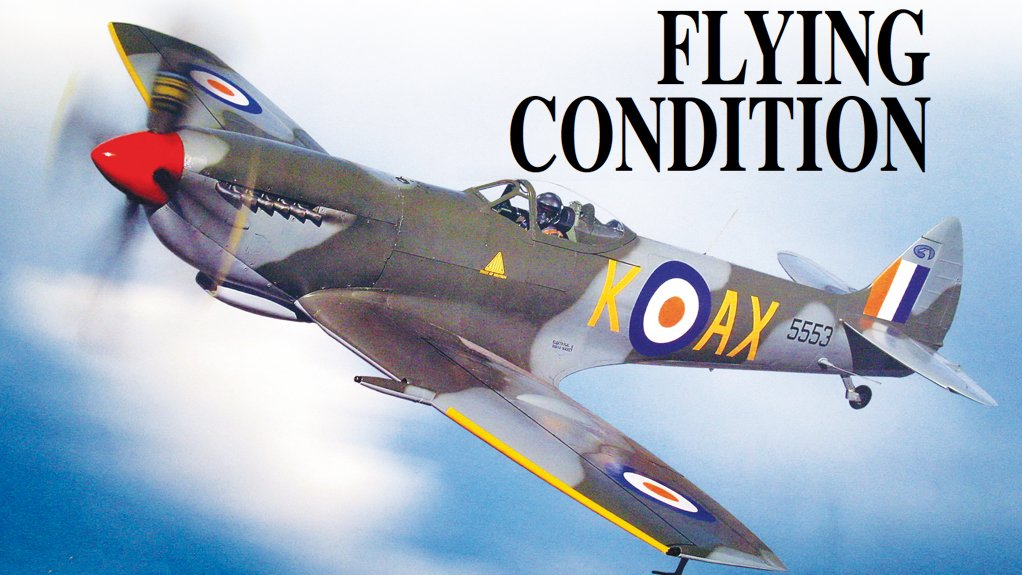 Resurrecting South Africa's Spitfire