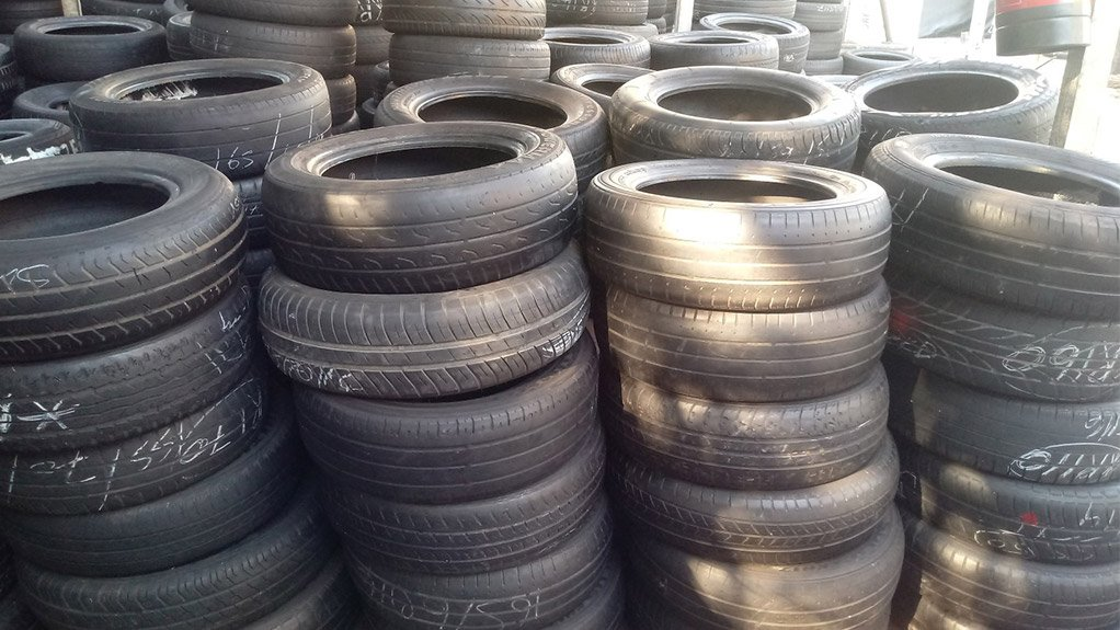 TYRE ECONOMY The ongoing importation of used casings does nothing more than unnecessarily introduce more waste tyres into the economy