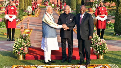 Ramaphosa gets a global Madiba moment, while SA ponders Denel's next step
