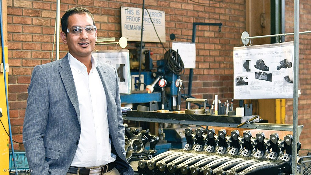 RENAI MOOTHILAL There will be significant pressure on local components manufacturers to invest and ramp up for increased demand