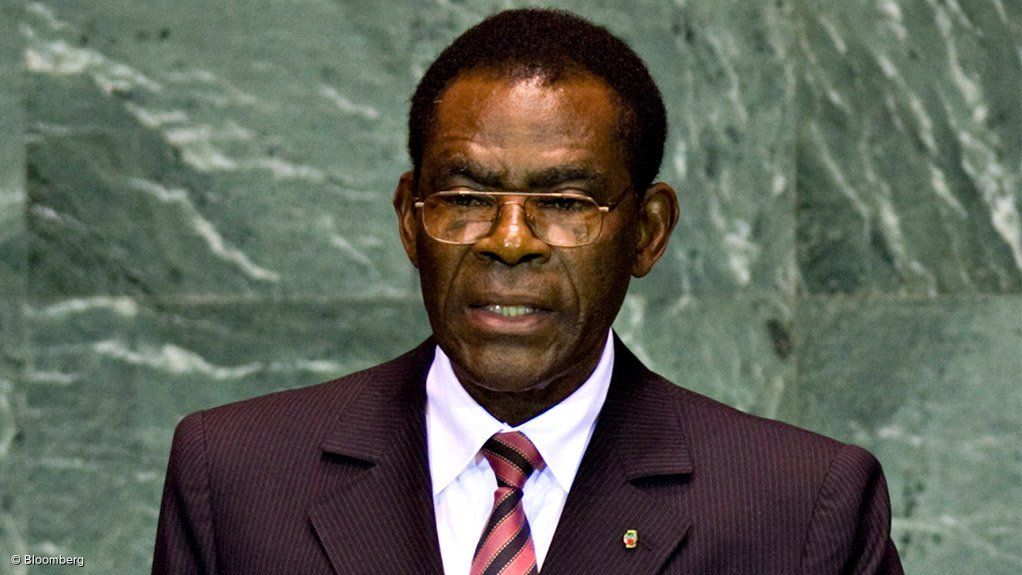 OBIANG NGUEMA MBASOGO Obiang Nguema Mbasogo has been personally advocating for stronger reforms to Equatorial Guinea's business environment over the past few years
