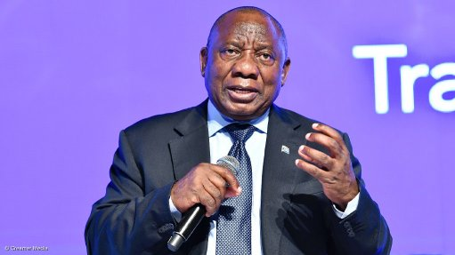 Ramaphosa identifies growth as the 'one goal' of his Presidency