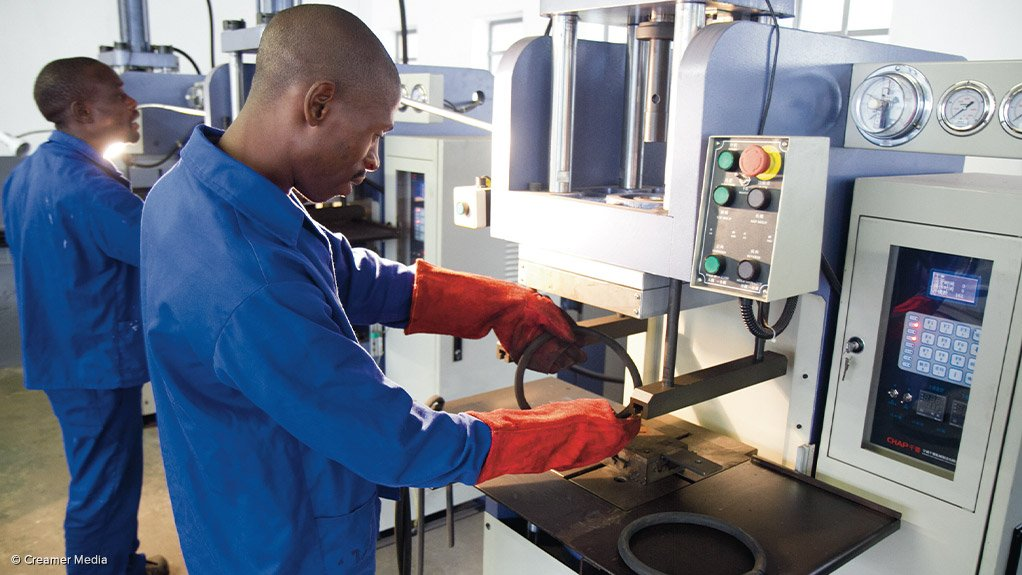 SKILLS DEMAND  Despite no local formal training programmes of any substance, there is a significant demand for training and skills in the industry