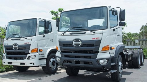 Hino SA expects truck market to remain flat, aims to set up dedicated EHCV dept