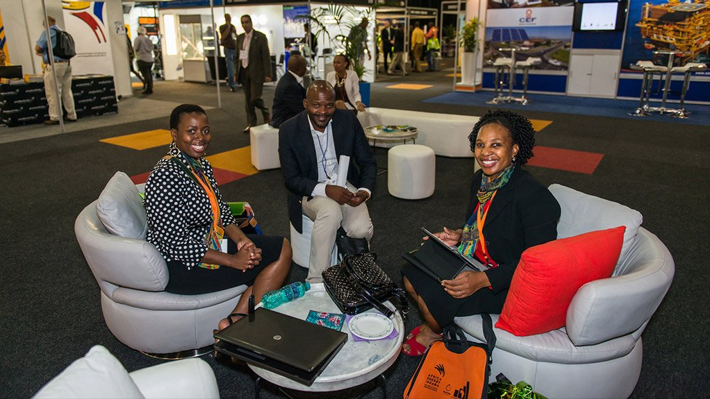 STRONG SHOWING The NCPC-SA and other organisations will present workshops in the technical workshops area, which will be located on the exhibition floor of the Africa Energy Indaba