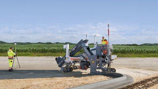 Concrete paver launched at Las Vegas Expo