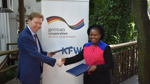 KfW, IDC sign $80m loan facility for green economy development