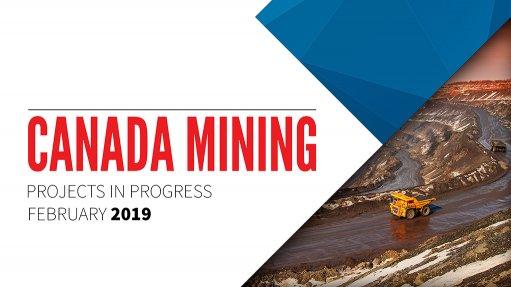 Canada Mining Projects in Progress 2019