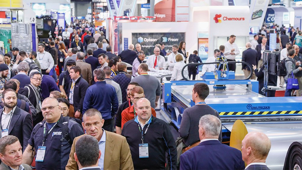 ENERGY FOR FUTURE OF HVAC  The HVACR industry is in a exciting position at the moment and that energy was evident on the Show Floor this year