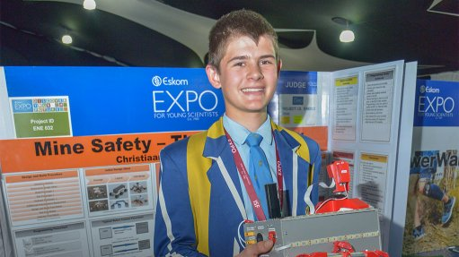 Learners represent South Africa at Taiwan International Science Fair