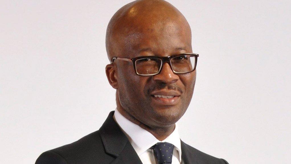 National Treasury Director General Dondo Mogajane