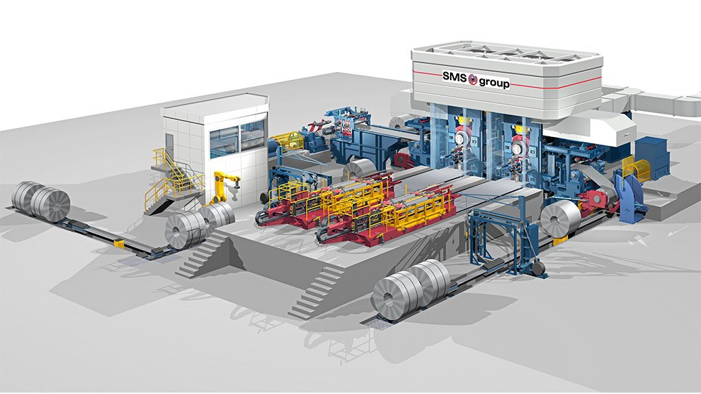 SMS group supplies high-performance Compact Cold Mill to Marcegaglia