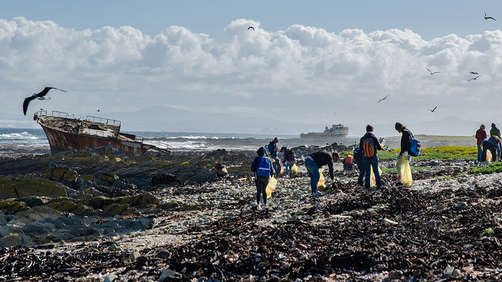 CLEAN-UP GREEN-UP