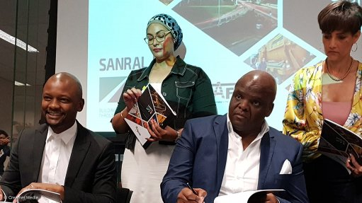 Sanral, Nafbi sign MoU to develop small contractors, accelerate BEE implementation