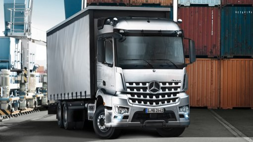 Daimler Trucks upbeat on 2019 prospects, new Arocs expands range