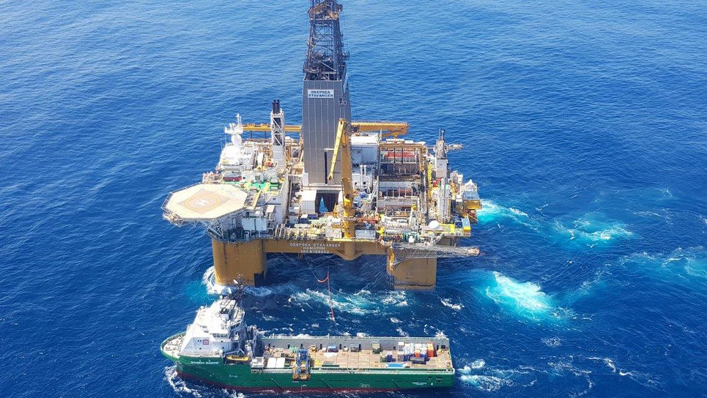 GAME CHANGER Brulpadda was drilled in a challenging deep-water environment