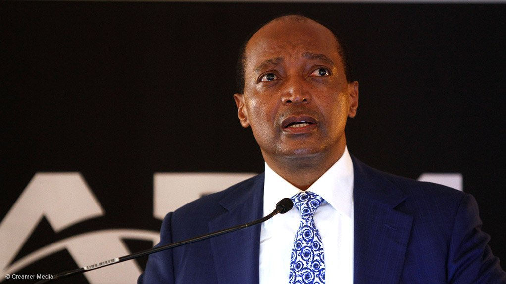 AREP chairperson Patrice Motsepe