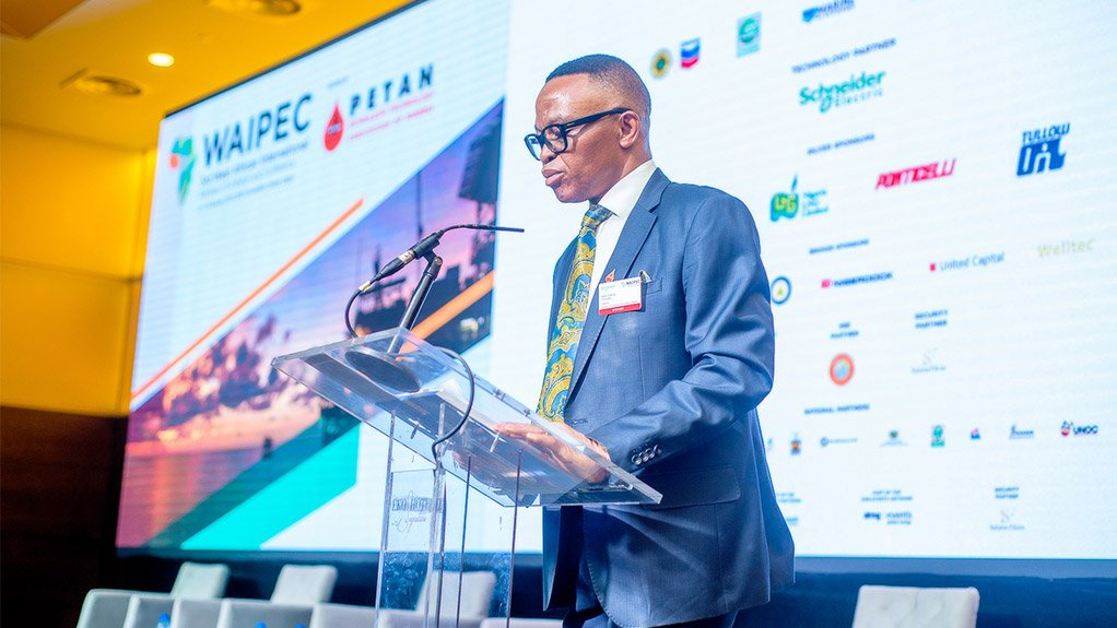 BANK ANTHONY OKOROAFOR Gas should be an opportunity to create a viable economy and a vibrant way of growing Nigeria's gross domestic product