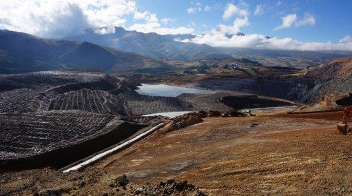 La Arena mine, Peru