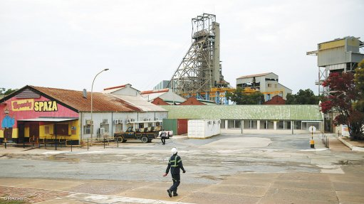 DIAMOND MINE WITH SPARKLING HISTORY: