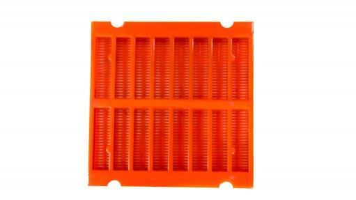 New polyurethane panels help improve drainage