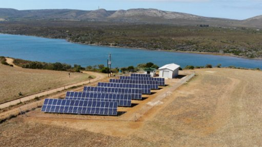 Africa's first solar-powered desalination plant passes 10  000 kℓ mark