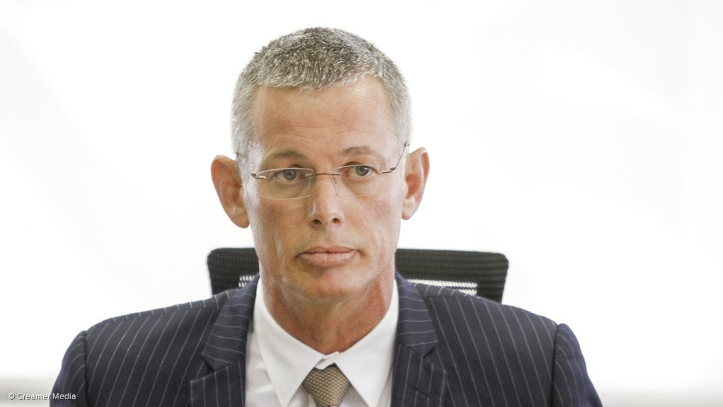 Implats CEO Nico Muller