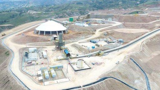 Shahuindo mine, Peru