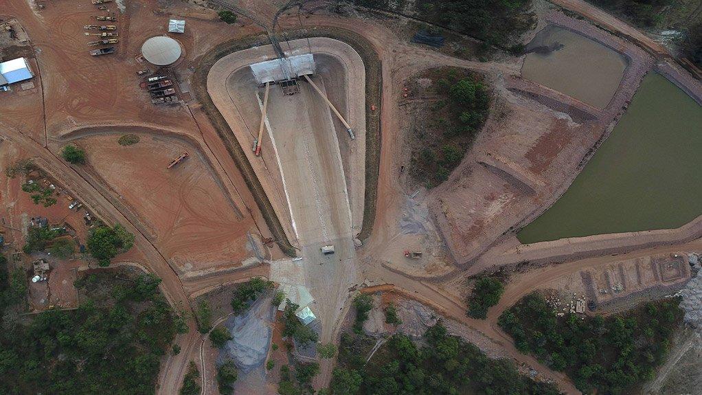 Basic engineering, design completion on Kamoa-Kakula project