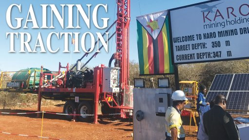 Multibillion-dollar Zim PGMs project making progress