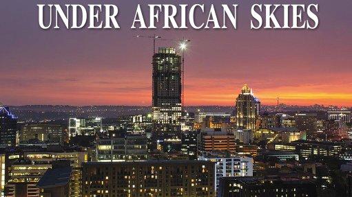 By midyear, R3bn Leonardo will eclipse Carlton as SA's tallest skyscraper