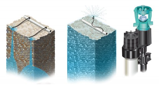 Using Overhead Irrigation In Heap Leaching: Wobbler Technology Vs. Drip Irrigation
