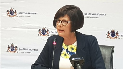 Gauteng preparing large projects to tap R100bn blended-finance infrastructure fund